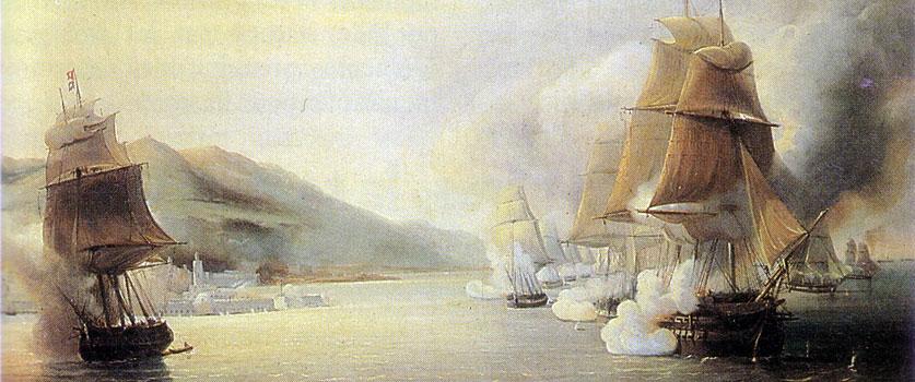 bombardement-francais-prise-alger-1830